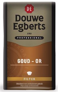 Douwe Egberts café moulu, Gold/dessert, paquet de 500 g