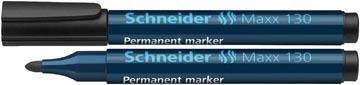 Schneider marqueur permanent Maxx 130, noir