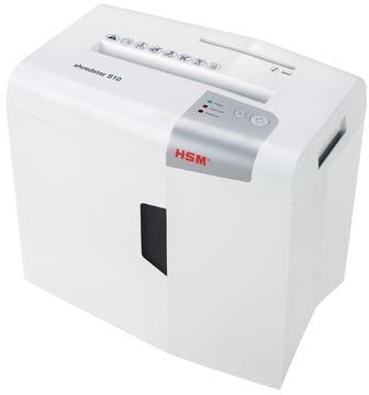 HSM shredstar S10 destructeur de documents, 6 mm