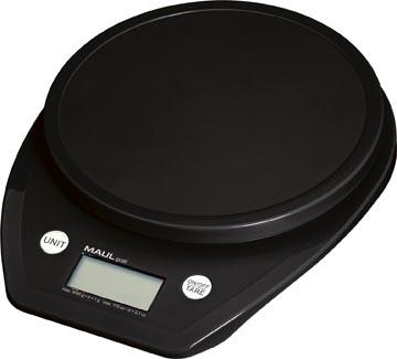 Maul pèse-lettres MAULgoal, pèse jusqu'à 5 kg, noir