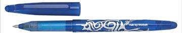 Pilot roller Frixion Ball, à encre gel, bleu