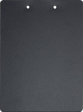 Maul plaque à pince MAULflexx, pour ft A4, noir