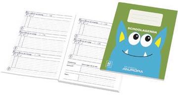 Aurora journal de classe néerlandais, perpétuel
