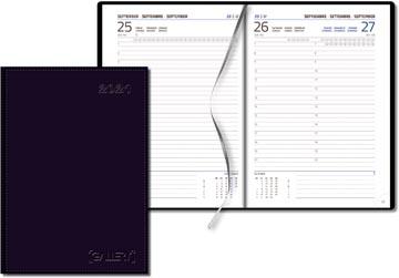 Gallery agenda Businesstimer, bleu, 2022
