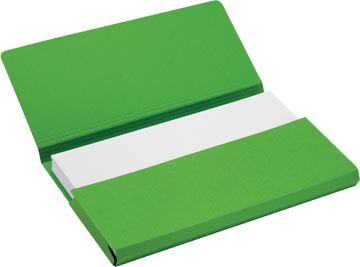 Jalema Secolor Pochette documents pour ft folio (34,8 x 23 cm), vert