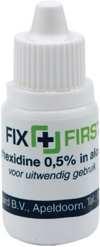Fixfirst desinfectant à base d'alcool, 10 cc