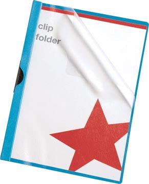 STAR chemise à pince bleu