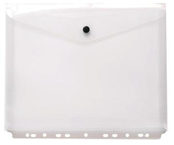 Beautone pochette perforée, A4, transparent