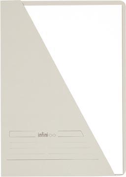 Jalema Infinio pochette découpée ft A4, gris