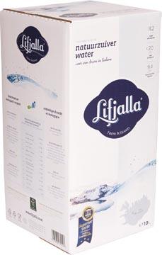 Lifjalla eau, bag-in-box de 10 l