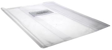 Bronyl protège-cahiers ft 33 x 23 cm (cahier de coupe), cristal