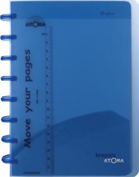Atoma agenda ft A5, papier couleur crème, 144 pages, 2022