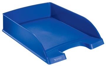 Leitz bac à courrier Plus 5227 Standard, bleu