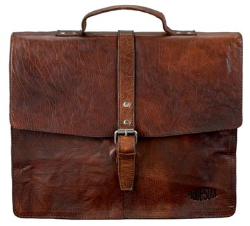Pride and Soul by Jüscha attaché case Jayden