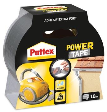 Pattex ruban adhésif Power Tape longueur: 10 m, gris