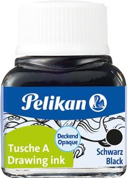 Pelikan encre de Chine, noir, flacon de 10 ml