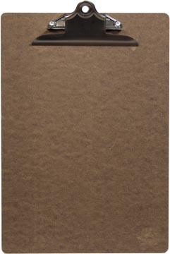 Securit protège-menu Clipboard, ft 34 x 23 cm, de bois