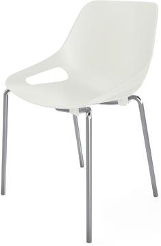 EOL chaise visiteur Rosalie, blanc