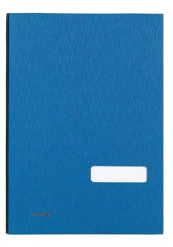Class'ex signataire bleu, sans bord de protection métallique