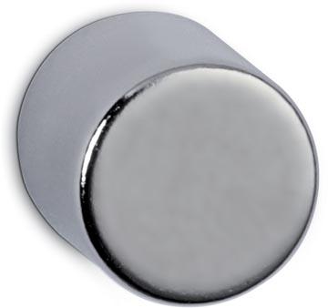 Maul aimant neodymium forme ronde, diamètre 10 mm, paquet de 4