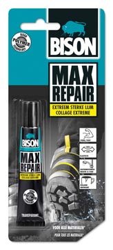 Bison colle multi-usages Max Repair, 20 g