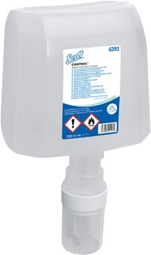 Kimberly-Clark Scott mousse désinfectante pour les mains avec alcool 1,2 litre