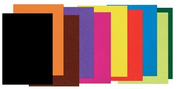 Papier à dessin, 120 g/m², ft 21 x 29,7 cm (A4), multicolor