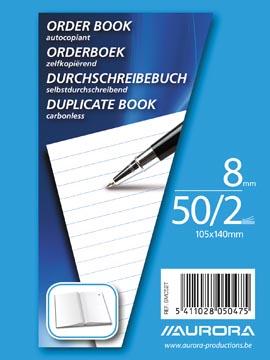 Aurora order book, ft 10,5 x 14 cm