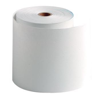 Bobine pour calculatrice ft 76 mm, diamètre +-67 mm, mandrin 12 mm, longueur 43m