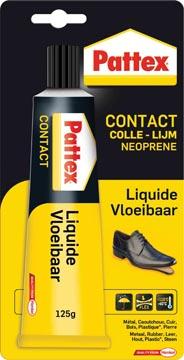 Pattex colle de contact Liquide, tube de 125 g, sous blister