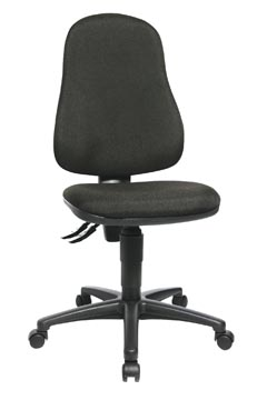 Topstar chaise de bureau Point 60, noir