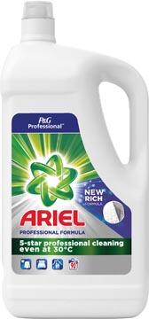 Ariel Lessive Actilift pour le linge blanc, 90 fois, flacon de 4,95 litres