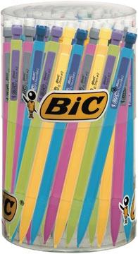Bic portemine Matic Fun, en couleurs assorties, présentoir de 60 pièces