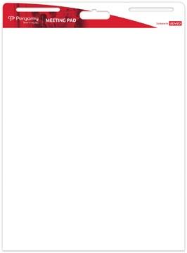 Pergamy flipchart, ft 792 x 635 mm, 30 feuilles, paquet de 2