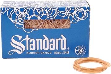 Standard élastiques, 1,5 x 100 mm, boîte de 500 g