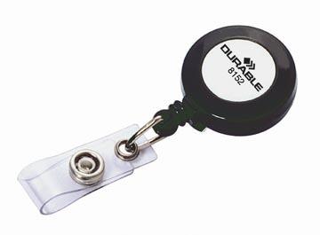 Durable système enrouleur pour badges
