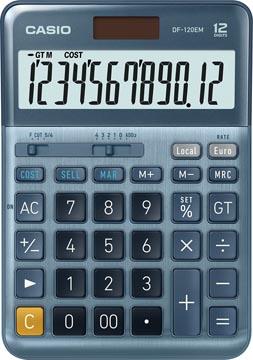 Casio calculatrice de bureau DF-120EM
