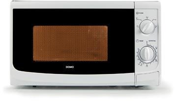 Domo four a micro-ondes, 700 W, blanc