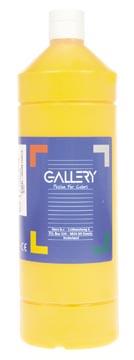 Gallery gouache, flacon de 1.000 ml, jaune foncé