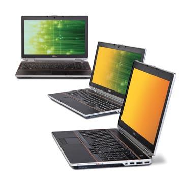 Filtre de confidentialité Gold 3M pour ordinateur portable à écran panoramique 15,4 pouces