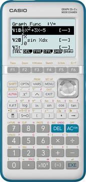 Casio calculatrice graphique Graph 35+EII