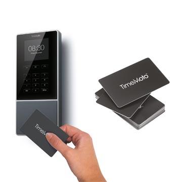ACTION Safescan: 1 x TimeMoto 616 (réf. TM616) + GRATUIT 1 x badge RFID, 25 pièces (réf. TMRF100)