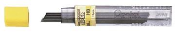 Pentel mines, 0,9 mm, 2B
