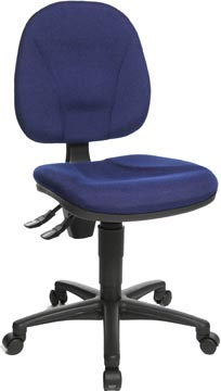 Topstar chaise de bureau Open Point 10, blauw