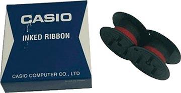 Casion ruban encreur RB-02, noir/rouge