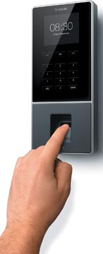 Safescan système de pointage TimeMoto 626