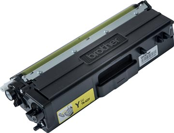 Brother toner, 4.000 pages, OEM TN-423Y, jaune