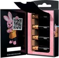 Duracell batterij Optimum AAA, blister de 4 pièces