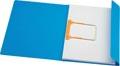 Jalema Chemise avec clip Secolor pour ft folio (35 x 25/23 cm), bleu
