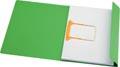 Jalema Chemise avec clip Secolor pour ft folio (35 x 25/23 cm), vert